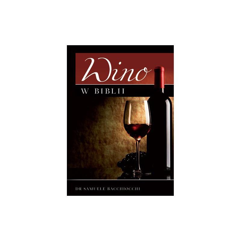 Wino w Biblii  Wino w Biblii