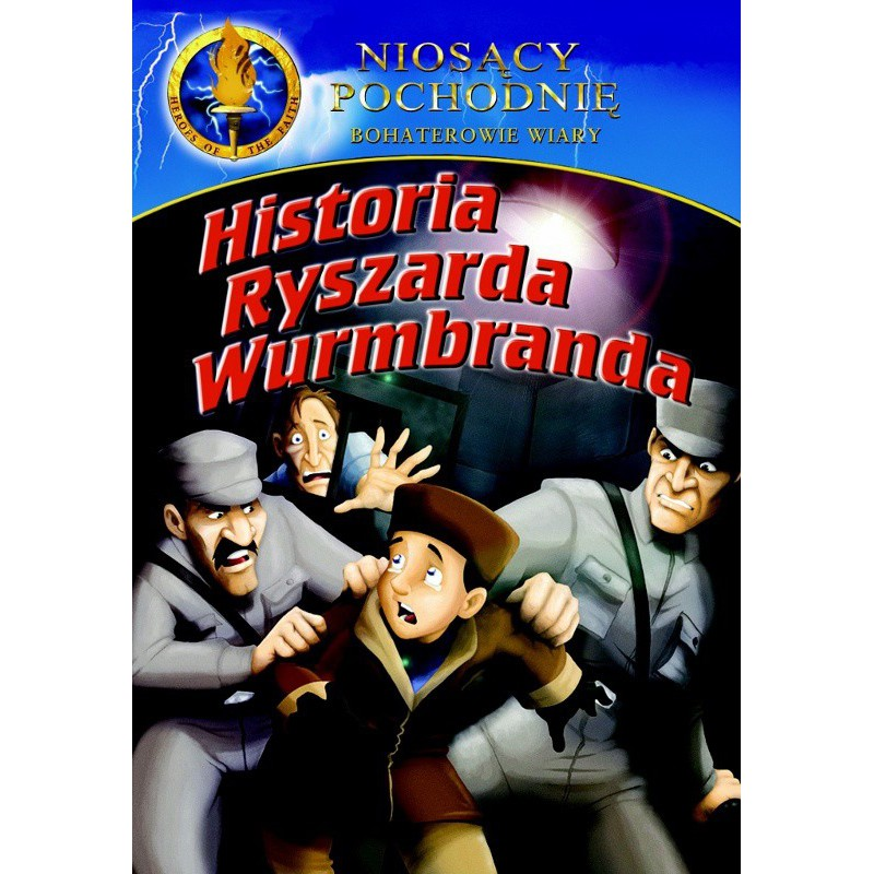 [DVD] Historia Ryszarda Wurmbranda