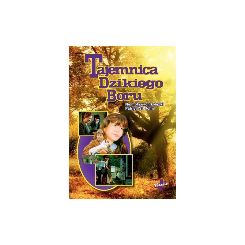[DVD] Tajemnica Dzikiego Boru