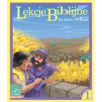 Lekcje Biblijne dla dzieci od 3-5 lat - kwartał 3